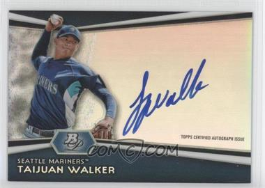 2012 Bowman Platinum Autographed Prospects #AP-TW - Taijuan Walker