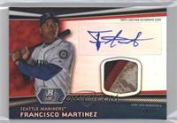 Francisco Martinez /25