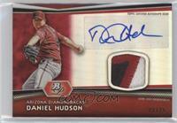 Daniel Hudson /25