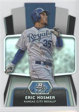 2012 Bowman Platinum Cutting Edge Stars Die-Cut #CES-EH - Eric Hosmer