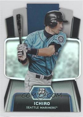 2012 Bowman Platinum Cutting Edge Stars Die-Cut #CES-I - Ichiro Suzuki