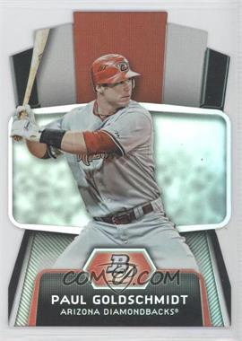 2012 Bowman Platinum Cutting Edge Stars Die-Cut #CES-PG - Paul Goldschmidt