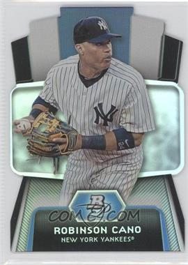 2012 Bowman Platinum Cutting Edge Stars Die-Cut #CES-RC - Robinson Cano
