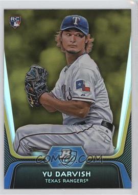 2012 Bowman Platinum Gold #9 - Yu Darvish