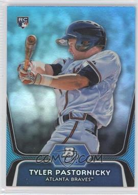 2012 Bowman Platinum National Convention Wrapper Redemption [Base] Platinum Blue #17 - Tyler Pastornicky /499