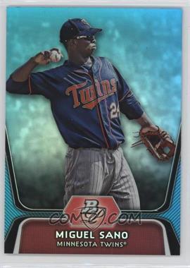 2012 Bowman Platinum National Convention Wrapper Redemption Prospects Platinum Blue #BPP39 - Miguel Sano /499