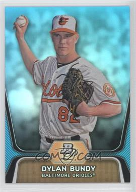 2012 Bowman Platinum National Convention Wrapper Redemption Prospects Platinum Blue #BPP64 - Dylan Bundy /499