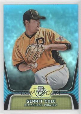2012 Bowman Platinum National Convention Wrapper Redemption Prospects Platinum Blue #BPP69 - Gerrit Cole /499