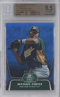 Michael Choice /199 [BGS 9.5]