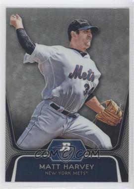 2012 Bowman Platinum Prospects Refractor #BPP18 - Matt Harvey