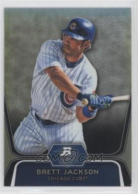 2012 Bowman Platinum Prospects Refractor #BPP19 - Brett Jackson