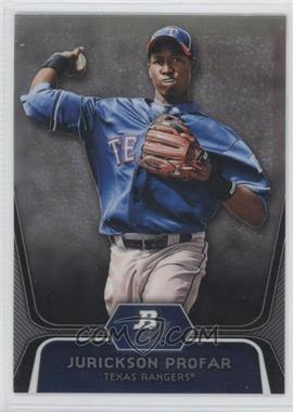 2012 Bowman Platinum Prospects Refractor #BPP35 - Jurickson Profar