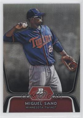 2012 Bowman Platinum Prospects Refractor #BPP39 - Miguel Sano
