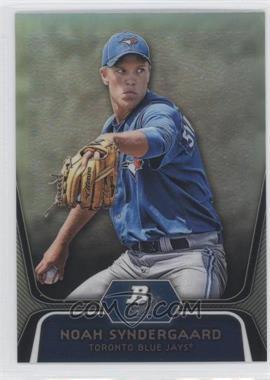 2012 Bowman Platinum Prospects Refractor #BPP44 - Noah Syndergaard