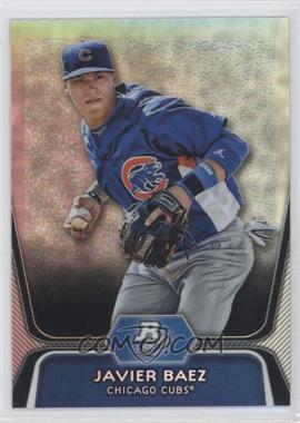 2012 Bowman Platinum Prospects Refractor #BPP85 - Javier Baez