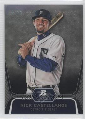 2012 Bowman Platinum Prospects Refractor #BPP97 - Nick Castellanos