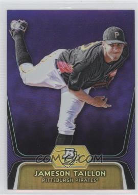 2012 Bowman Platinum Prospects Retail Purple Refractor #BPP45 - Jameson Taillon