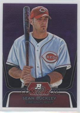 2012 Bowman Platinum Prospects Retail Purple Refractor #BPP75 - Sean Buckley