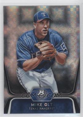 2012 Bowman Platinum Prospects X-Fractor #BPP30 - Mike Olt