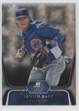 2012 Bowman Platinum Prospects X-Fractor #BPP85 - Javier Baez