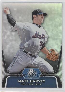 2012 Bowman Platinum Prospects #BPP18 - Matt Harvey