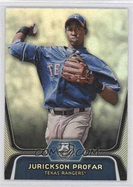 2012 Bowman Platinum Prospects #BPP35 - Jurickson Profar
