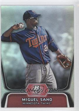 2012 Bowman Platinum Prospects #BPP39 - Miguel Sano