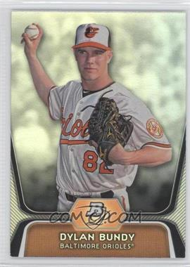 2012 Bowman Platinum Prospects #BPP64 - Dylan Bundy