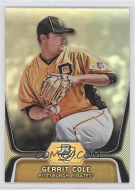 2012 Bowman Platinum Prospects #BPP69 - Gerrit Cole