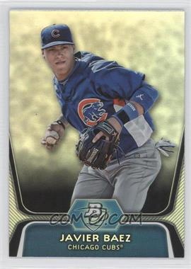 2012 Bowman Platinum Prospects #BPP85 - Javier Baez