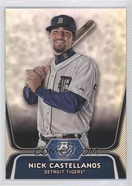 2012 Bowman Platinum Prospects #BPP97 - Nick Castellanos