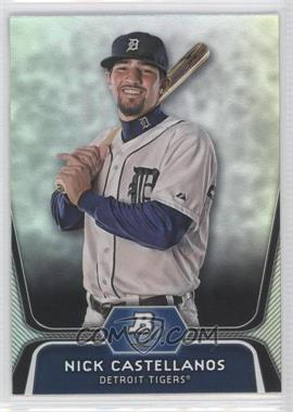 2012 Bowman Platinum Prospects #BPP97 - Nick Castellanos