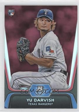 2012 Bowman Platinum Red #9 - Yu Darvish