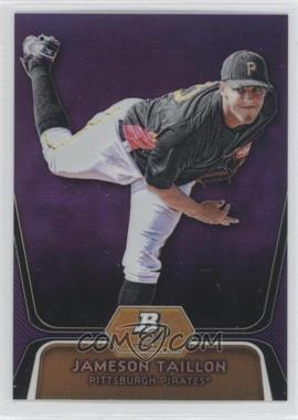 2012 Bowman Platinum Retail Prospects Purple Refractor #BPP45 - Jameson Taillon