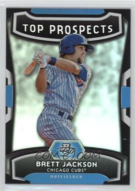 2012 Bowman Platinum Top Prospects #TP-BJ - Brett Jackson