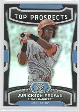 2012 Bowman Platinum Top Prospects #TP-JP - Jurickson Profar