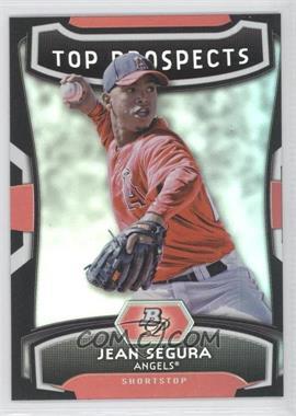 2012 Bowman Platinum Top Prospects #TP-JS - Jean Segura