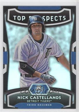 2012 Bowman Platinum Top Prospects #TP-NC - Nick Castellanos