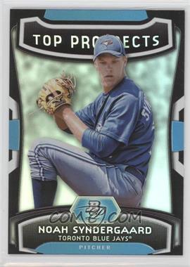 2012 Bowman Platinum Top Prospects #TP-NS - Noah Syndergaard