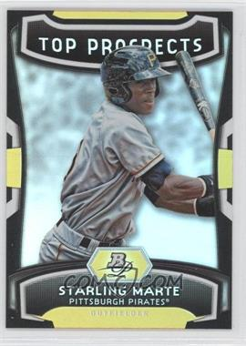 2012 Bowman Platinum Top Prospects #TP-SME - Starling Marte