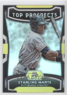 2012 Bowman Platinum Top Prospects #TP-SME - Starling Marte