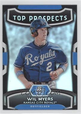 2012 Bowman Platinum Top Prospects #TP-WM - Wil Myers