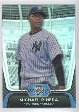 2012 Bowman Platinum #1 - Michael Pineda