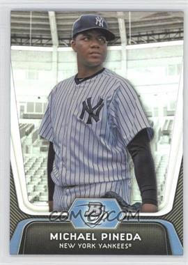 2012 Bowman Platinum #1 - Michael Pineda