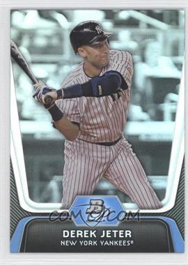 2012 Bowman Platinum #14 - Derek Jeter