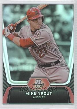 2012 Bowman Platinum #16 - Mike Trout