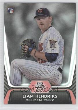 2012 Bowman Platinum #3 - Liam Hendriks