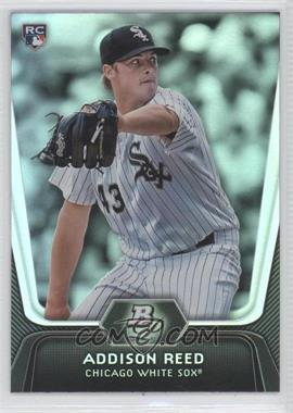 2012 Bowman Platinum #52 - Addison Reed