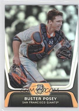 2012 Bowman Platinum #57 - Buster Posey