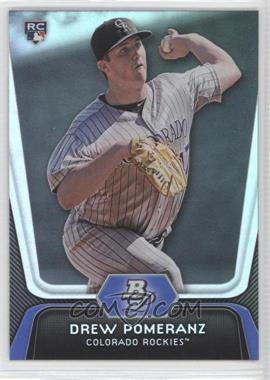 2012 Bowman Platinum #69 - Drew Pomeranz